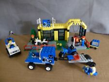 Barrieres LEGO blue fence 4083 Set 6543 6394 6378 6397 6338 6472 6426 6562 ...