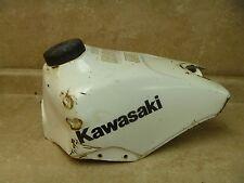 Kawasaki 600 KLR KL600 KLR600 Used Gas Fuel Tank 1985 Vintage KB55