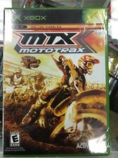 MTX: Mototrax (Microsoft Xbox, 2004) Original Factory Sealed