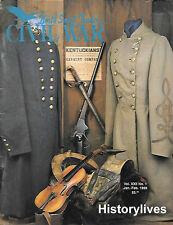 North South Trader Civil War V22 N1 Kentucky Artifacts Arkansas Belt Plate CSA