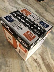 Tripp Lite LS606m/LS6192 Surge Protector Line Conditioner