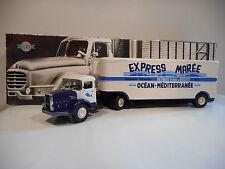 Camion Truck Bernard 150 MB (France 1965) Altaya 1/43