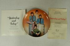 The Beatles Yesterday And Today Bradford Exchange Delphi Plate