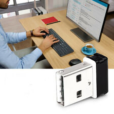 GOOD New Fashion Unifying Wireless Nano USB Receiver Dongle For Mouse Keyboard