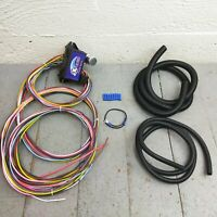 Wire Harness Fuse Block Upgrade Kit for 1965 - 1970 Chevrolet Truck rat rod