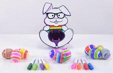 Hey Buddy Hey Pal The Bunny Eggmazing Egg Decorator Non Toxic Markers