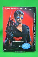 Slyvester Stallone Cobra Original 1998 DVD Snapcase NEW SEALED