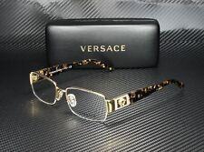 VERSACE VE1175B 1002 Gold Demo Lens 53 mm Women's Eyeglasses
