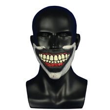 American Horror Story Mask Cosplay Half Mask The Joker Mask Masquerade Props