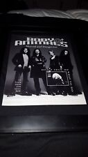 Baby Animals Shaved And Dangerous Rare Original Radio Promo Poster Ad Framed!