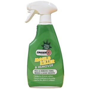 Zinsser Mould, Fungi and Algae Killer and Remover - 500ml
