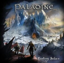 PALADINE-Finding Solace CD Blind Guardian,Iced Earth,Wardrum,Helloween,Private