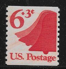 US Scott #1518, Single 1974 Rotary Press 6.3c FVF MNH