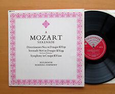 GMA 76 A Mozart Serenade Joseph Keilberth Bamberg Symphony Telefunken Mono NM/EX