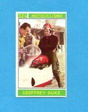 CAMPIONI dello SPORT 1967/68-Figurina n.324- DUKE -MOTOCICLISMO-Recuperata