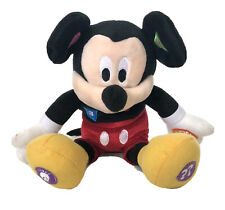 New listing DisneyLearning Pals Mickey Mouse Talking Teaches Colors Numbers Shapes Toy Plush
