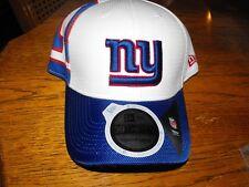 New York Giants New Era 39Thirty Hat.  Medium-large.   White.