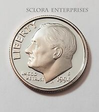 1994 S ROOSEVELT *PROOF* DIME  **FREE SHIPPING**