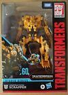 Transformers Studio Series: #60 Scrapper Figure Unopened (Great buy!!)