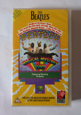 THE BEATLES MAGICAL MYSTERY TOUR 1989 VHS VIDEO TAPE - VERY GOOD CONDITION