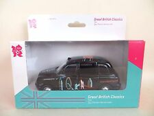 CORGI LONDON 2012 OLYMPICS 'LONDON BLACK TAXI CAB' MIB/BOXED. TY85907