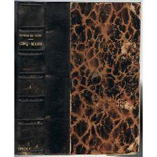 CINQ-MARS une CONJURATION sous LOUIS XIII par Alfred de VIGNY Ƀdit Delagrave T1