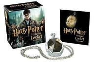 Harry Potter Locket Horcrux Kit and Sticker Book by Running Press (Paperback,...