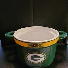 New listing NFL GREEN BAY PACKERS CERAMIC DISH -  BOELTER BRANDS