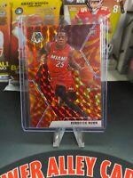 2019-2020 Mosaic Kendrick Nunn Orange Reactive Rookie Card RC SP No.234 Heat