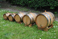 Wooden 2L Liters Oak Barrel Wine Spirit, whiskey, bourbon, 2l Free P&P 48H