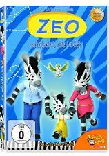 ZEO-DAS ZEBRA/FOLGE3-EP.21-30  DVD NEU