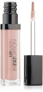 LIPFusion InFATuation~Lip Gloss Lip Plumper~FIRST CRUSH~Nude-BNIB~GLOBAL