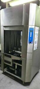 Wexiödisk WD-100GR Geschirrspülsystem Granulatspülmaschine Spülmaschine