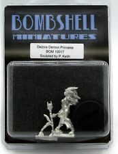 Bombshell BOM10017 Delzira Demon Princess (Babes) Succubus Female Devil Mage NIB