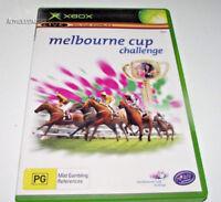 Melbourne Cup Challenge Xbox Original PAL *Complete* Australian Release