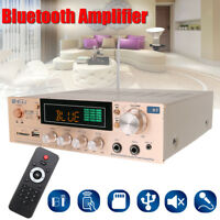 800W bluetooth leistungsstarke Audio Stereo Receiver Verstärker Zuhause Musik