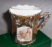 Unique Susie Cooper Mustache Cup Only Crown Works Burslem England 1812