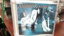 ATOMIC ROOSTER - THE DEVIL HITS BACK CD PROG ROCK LOST in SPACE