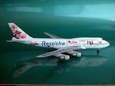 JAL B747-400 (JA8184) Reso'Cha , 1:300 Hogan! RARE!!