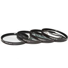 Nahlinsen Set   67mm Makro Filter Set + Filteretui  67mm