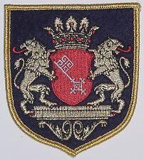 """Aufnäher Patch Fregatte """"Bremen"""" F207 Bremen Wappen...........A4426"""