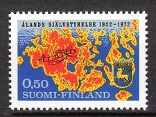 Finland - 1972 50 years autonomy Aland - Mi. 704 MNH