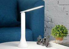 New Rechargeable LED Desk Table Lamp Bedside Reading Study Night Touch Light