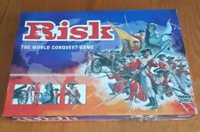 Hasbro Risk Board Game, strategy game, brand new, slight damage to box