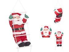 2 pies Santa Claus Cuerda & Escalera Decoración Interior Navidad Navidad Decoración Hogar