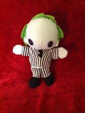 Beetlejuice Fan Art Halloween Handcrafted Plush Doll
