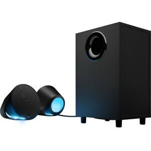 Logitech G560 LIGHTSYNC PC Gaming Speakers with Game Driven RGB Lighting (IL/...