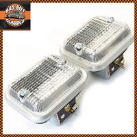 Pair Lucas Rear Complete Reverse Light Lamp Assemblies AAU5510 37H7512 L798