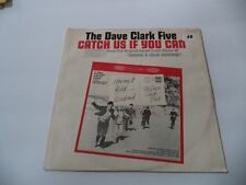 THE DAVE CLARK FIVE--PICTURE SLEEVE~ (CATCH US IF YOU CAN)--PS- HTF