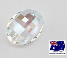 Swarovski Matrix 32mm Crystal Pendant AB